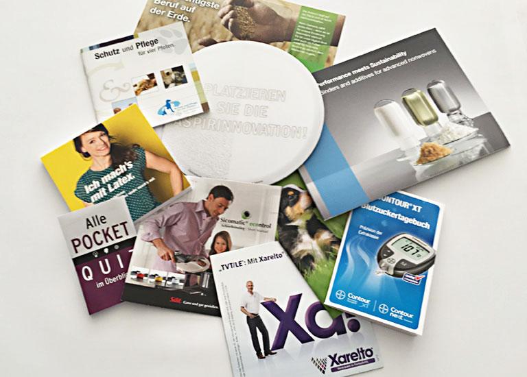 Folder, Flyer & Co.